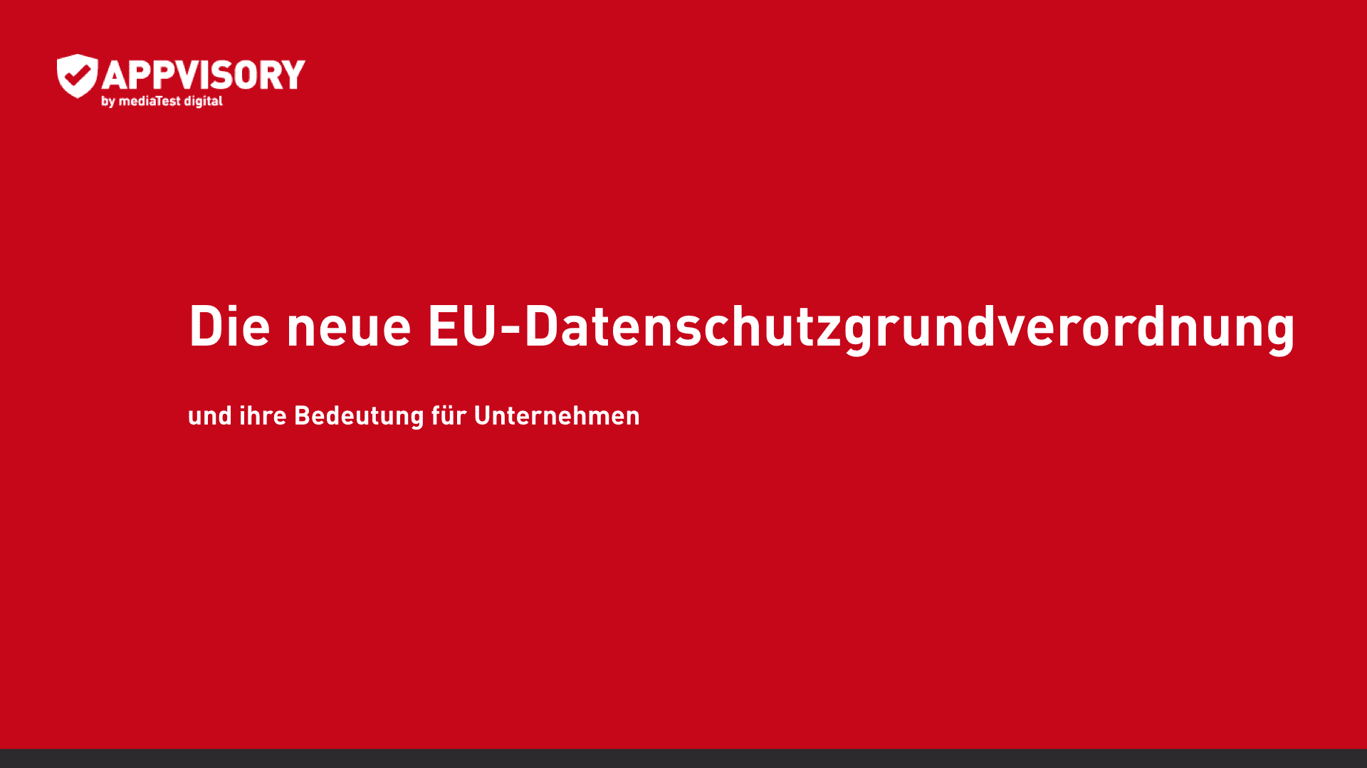 Appvisory_Webinar_EU-DSGVO