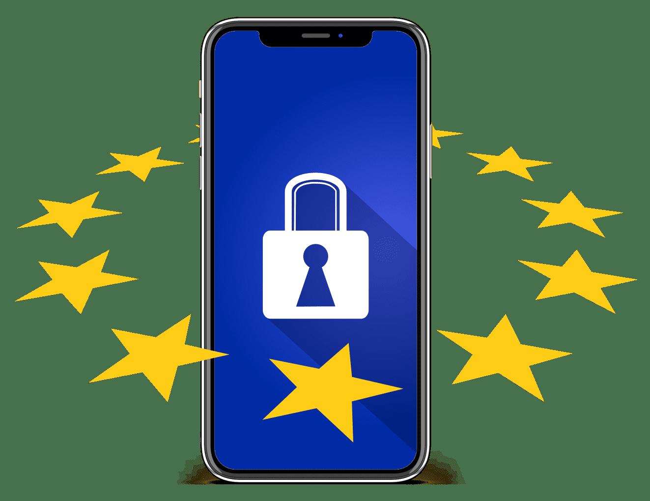 EU-DSGVO Mobile Geräte mit APPVISORY