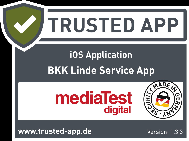 BKK Linde Service App iOS