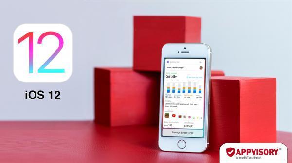 APPVISORY Apple iOS 12 Artikelbild