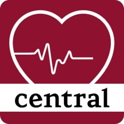 Central Gesundheitsapp TRUSTED APP Siegel