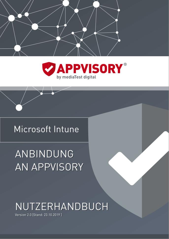 APPVISORY Anbindung an Microsoft Intune