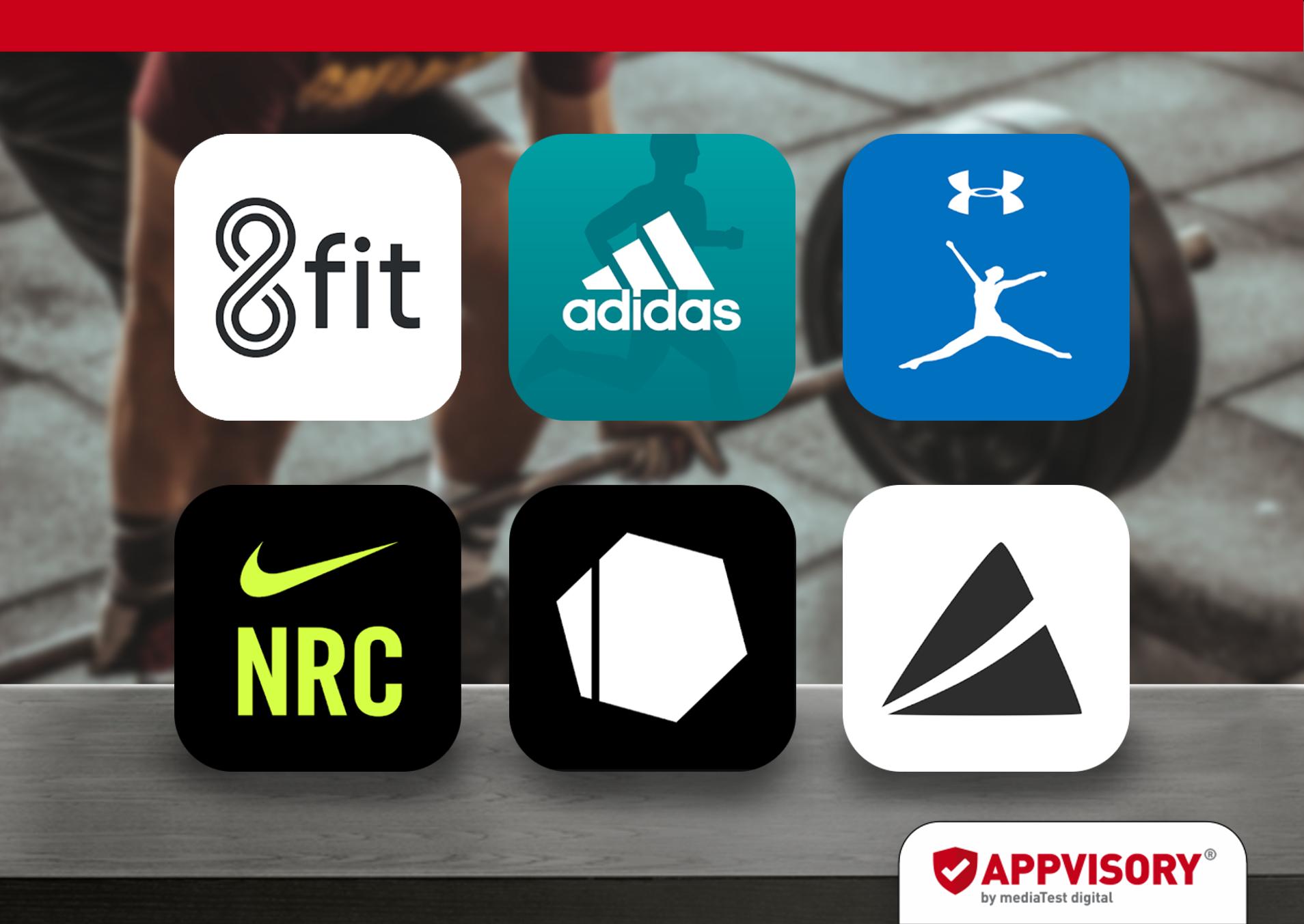 Fitness-Apps im Vergleich