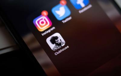 Clubhouse-App im Datenschutz-Test