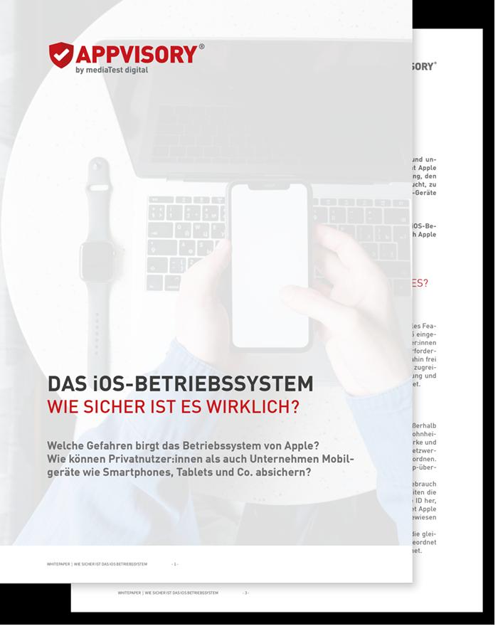 whitepaper wie sicher ist das iOS Betriebssystem